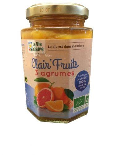 Clair'Fruits 3 Agrumes
