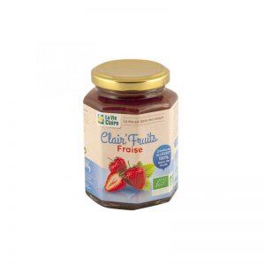 Clair'Fruits Fraise