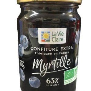 Confiture Extra à la Myrtille
