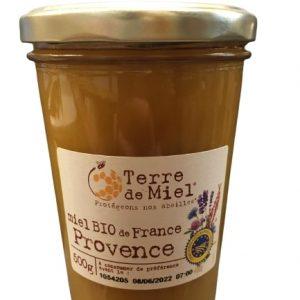 Miel Bio de Provence