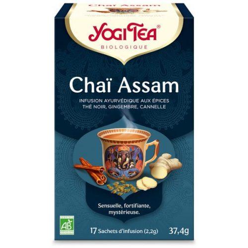 Yogi Tea : Chaï Assam