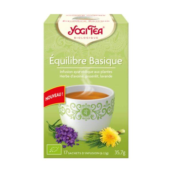 Yogi Tea : Equilibre basique