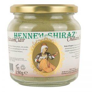 Henné de Shiraz : Châtain