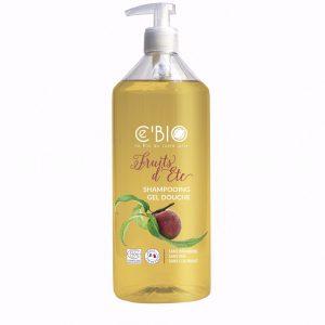 Shampoing/Douche : Parfum Pêche