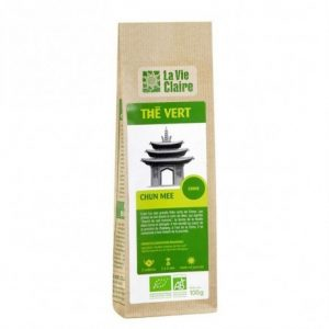 Thé Vert : Chun Mee